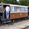 87 (10) 'Diane' Bogie Saloon Third with End Balconies - Statfold Barn Railway