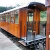 30 Bogie Saloon Third, End Verandah - Statfold Barn Railway 31.03.12  NG