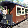 119 (19) Bogie Saloon Third with End Balconies - Statfold Barn Railway