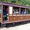 88 (7) 'Sam' Bogie Saloon Third Semi Open - Statfold Barn Railway