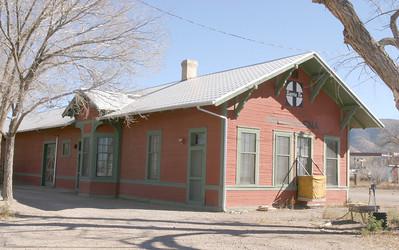 Magdalena, NM (former Santa Fe (ATSF))