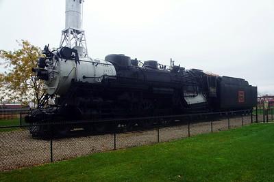 CBQ 3003 in Burlington, IA