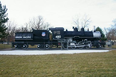 Union Pacific #480 in North Platte, NE
