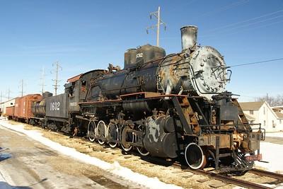 SLSF 1632 Belton, MO