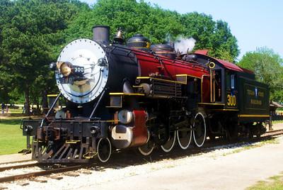 Texas State Railroad #300