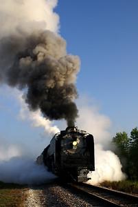 Waurika, OK Union Pacific #844.