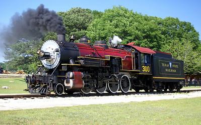 Texas Sate Railroad #300