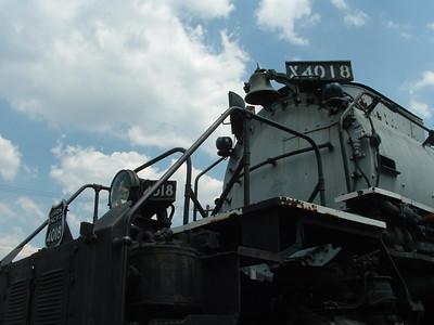 Union Pacific #4018 Dallas, TX