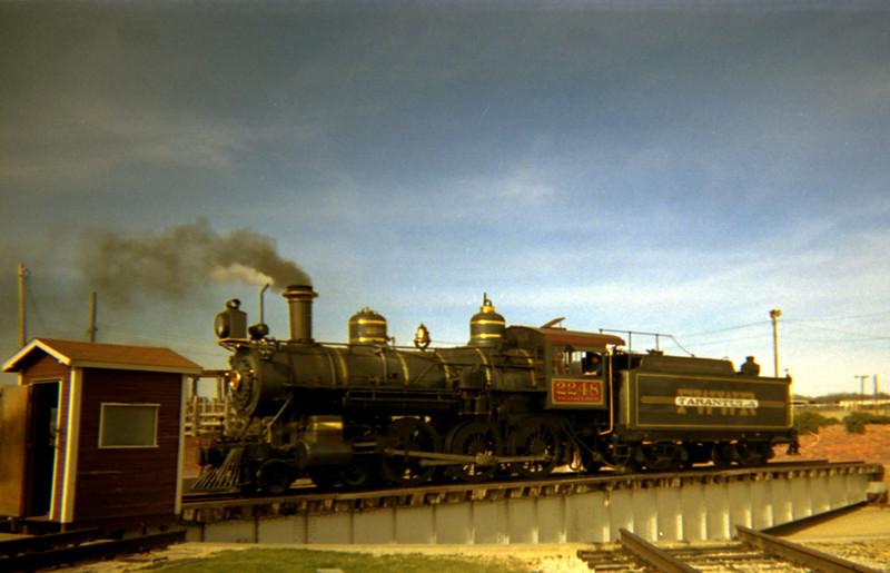 Tarantula Train<br /> Ft Worth, TX