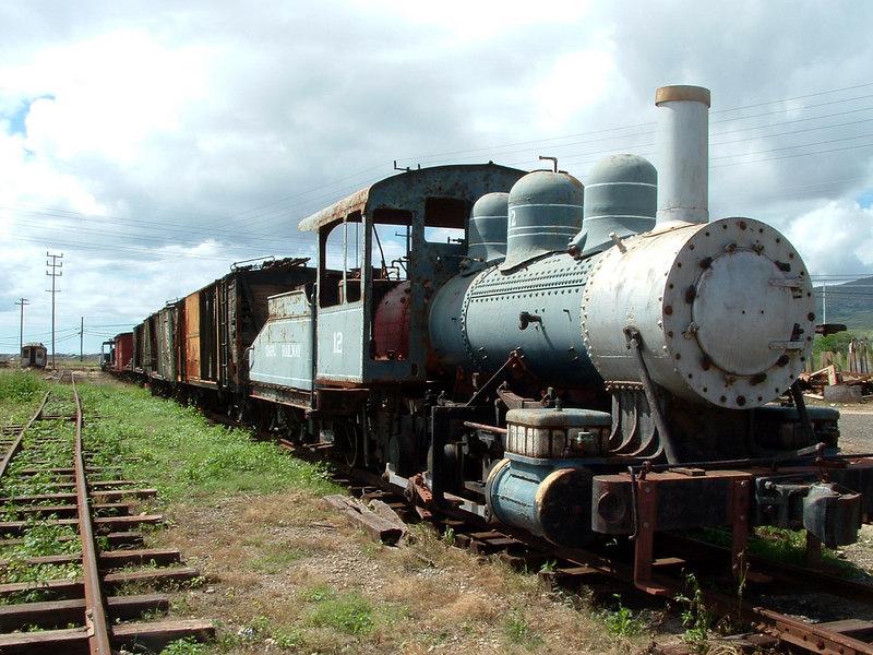 Oahu Railway #12