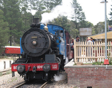 Zig Zag Railway, Blue Mountains, New South Wales, December 2004.