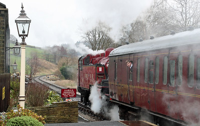 Keighley and Worth Railway