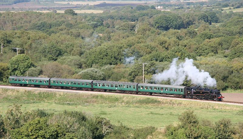 Swanage Railway, September 2005.