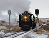 Union Pacific 844 Boone Colorado November 2 2011