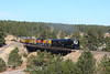 Union Pacific 844 Larkspur Colorado October 30 2011