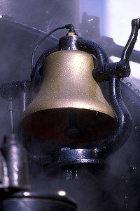 Washing the bell