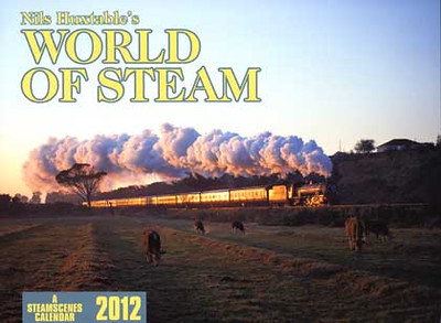 Archive and recent images of steam around the world.  Double-headed QJ 2-10-2s, a former Soviet Rlys LV 2-10-2, a 'Cuban stock' 2-6-0, a Franco-Crosti 2-8-0, a Finnish Pacific, a South African 15AR on a PE suburban service, a YC on a stone train in Myanmar, a Belgrano Swedish-built 4-6-2, a NSWGR 30T 4-6-0 on the Merriwa branch, a 4-8-2 in Slovakia, a seven-engine night line-up at Heilbronn and a Polish Pt47 in 'deep freeze' setting.
