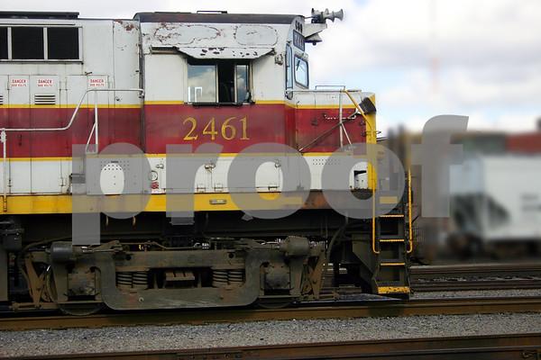 Steamtown, Diesels and Steamers