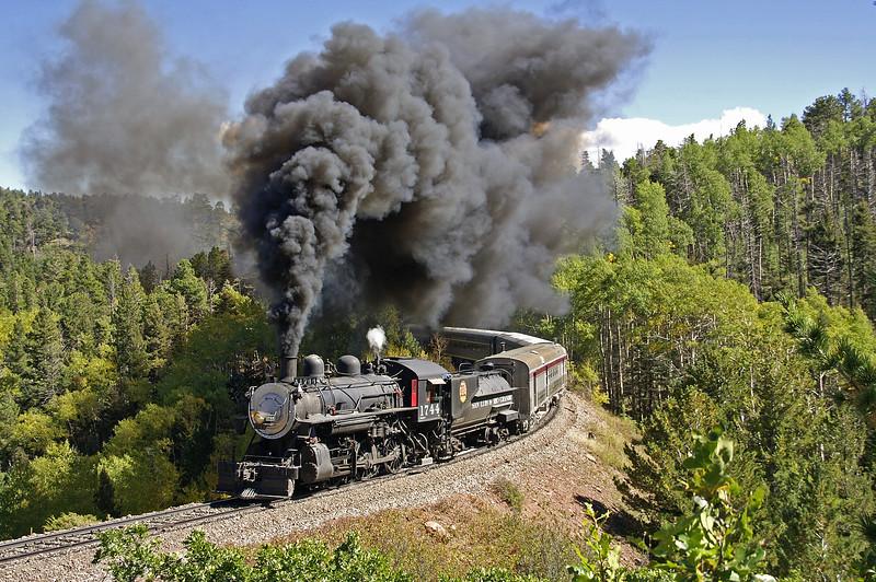 San Luis Steam