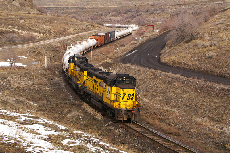 Former Kennecott Copper Units still work their old stomping grounds.