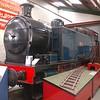 RSHN 7683 No.1 Ted Garratt JP,DL,MP 1920-1993 - Stephenson Railway Museum - 14 August 2018