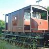 951920 BR Brake Van - Stephenson's Railway Museum