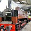 2509 (A No5) Kitson 0-6-0PT - Stephenson Railway Museum