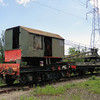 81140 Smith & Rodley 15t Diesel Crane - Stephenson Railway Museum 12.06.12