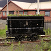 No No. Mine Tub (1 of 2) - Stephenson Railway Museum 12.06.12