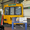 4000 Tyne & Wear Metro, Cab Only - Stephenson Railway Museum  27.06.10  Kev Adlam