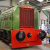 10 Consett 0-6-0DM Stephenson Railway Museum