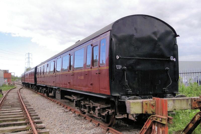 43010 Mk1 CL Suburban - Stephenson Railway Museum 12.06.12