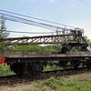 6282 (321051) LNER PMVY (Crane Runner) ufo - Stephenson Railway Museum 12.06.12