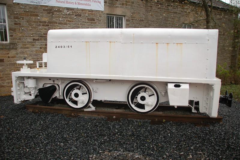 HE 4110 2403/51 - South Tynedale Railway - 9 May 2015