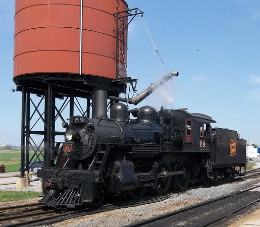 Strasburg Railroad - Strasburg, PA.