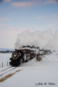 Steam locomotive #475