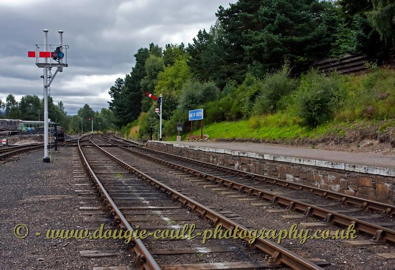 Tracks  - Strathspey Railway