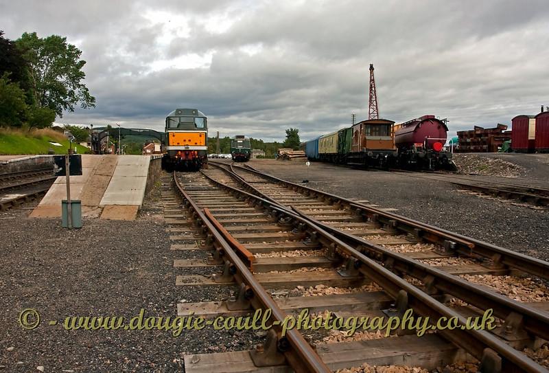 Yard - Strathspey Railway