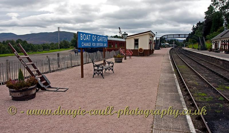 Speyside Heritage Railway