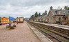Strathspey Railway in Boat of Garten - 12 April 2016
