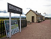 Strathspey Railway - Broomhill (Glenbogle) Station - 12 August 2012