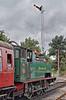 Braeriach No 17 (0-6-0T) at Strathspey Railway in Boat of Garten - 30 August 2009