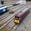 D1065 & 37290 Strawberry Line Minature Railway  27 09 17