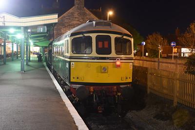 Swanage Railway 2017