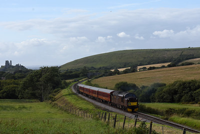 Swanage Railway Mainline trains