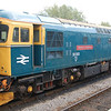 33202 Dennis G. Robinson - Corfe Castle, Swanage Railway - 9 May 2014