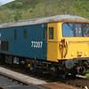73207 - Corfe Castle, Swanage Railway - 9 May 2014