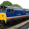 50026 Indomitable - Norden, Swanage Railway - 9 May 2014