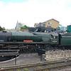 34028 Eddystone - Swanage, Swanage Railway - 9 May 2014