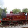 Neasden 3 Metropolitan 1- Swindon & Cricklade Railway - 27 April 2014